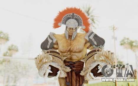 Hercules Skin v1 for GTA San Andreas