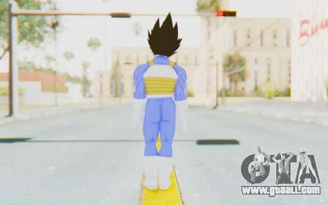 Dragon Ball Xenoverse Vegeta Android Saga for GTA San Andreas third screenshot