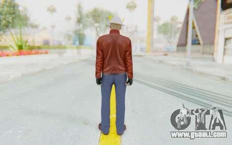 Jay Garrick (Hunter Zoolomon) for GTA San Andreas third screenshot