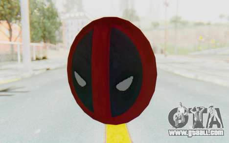 Deadpool Shield v2 for GTA San Andreas