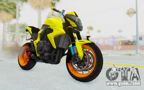 Honda CB1000R for GTA San Andreas right view