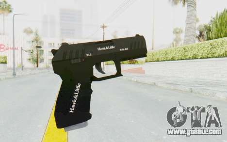 GTA 5 Hawk & Little Combat Pistol for GTA San Andreas third screenshot
