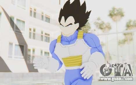 Dragon Ball Xenoverse Vegeta Android Saga for GTA San Andreas