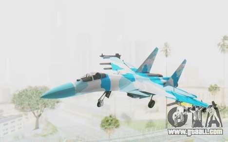 SU-37 American Ornament for GTA San Andreas