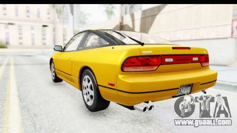 Nissan 240SX 1994 v1 for GTA San Andreas left view