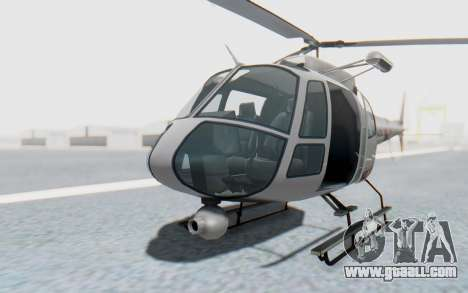 GTA 5 News Chopper Style Weazel News for GTA San Andreas