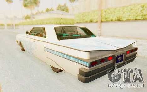 GTA 5 Declasse Voodoo for GTA San Andreas