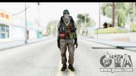 The Division Last Man Battalion - Medic for GTA San Andreas second screenshot