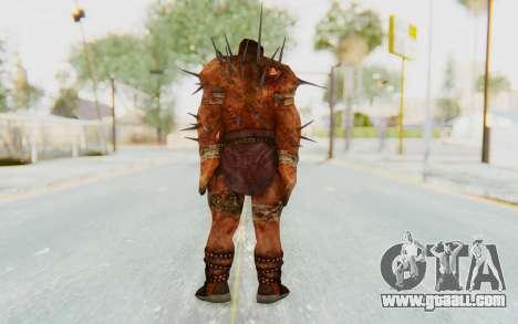 Hades v2 for GTA San Andreas third screenshot