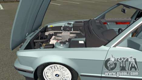 BMW 535i Gang for GTA San Andreas left view