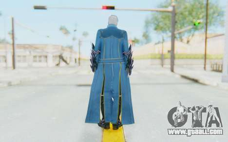 Devil May Cry 4 - Vergil Special Edition Beowulf for GTA San Andreas third screenshot