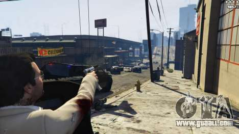 GTA 5 Shield Mod 0.2 second screenshot