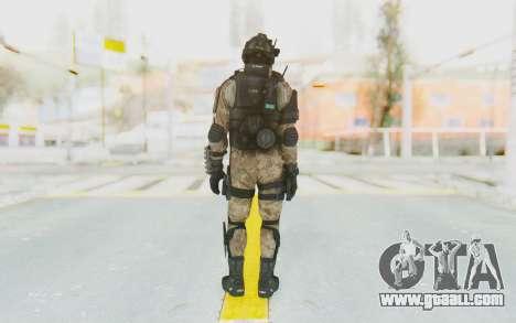 Federation Elite Shotgun Desert for GTA San Andreas third screenshot