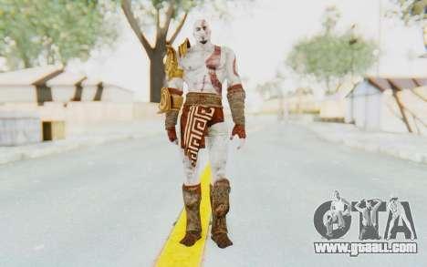 Kratos v1 for GTA San Andreas second screenshot