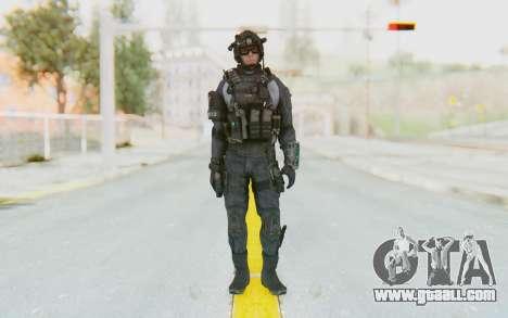 Federation Elite Assault Original for GTA San Andreas second screenshot