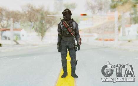 Federation Elite Shotgun Original for GTA San Andreas second screenshot