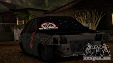 2109 Tramp for GTA San Andreas left view