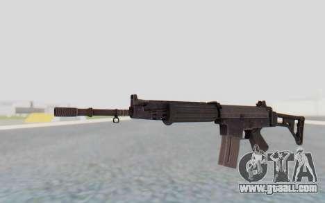FN-FNC for GTA San Andreas second screenshot