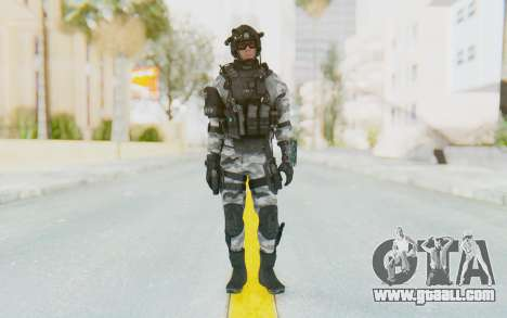 Federation Elite Assault Arctic for GTA San Andreas second screenshot