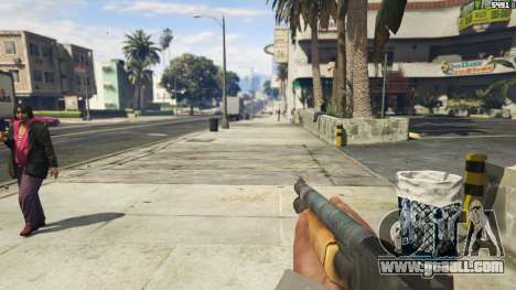 GTA 5 M590 fourth screenshot