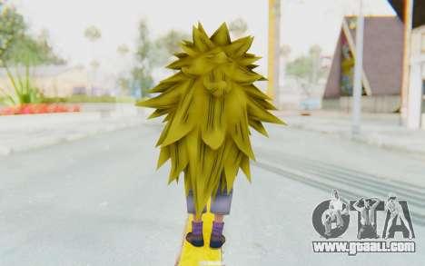 Dragon Ball Xenoverse Pan SSJ3 for GTA San Andreas third screenshot