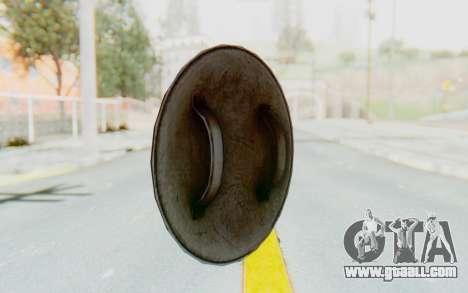 Deadpool Shield v2 for GTA San Andreas second screenshot