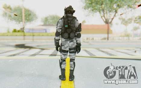 Federation Elite Assault Arctic for GTA San Andreas third screenshot