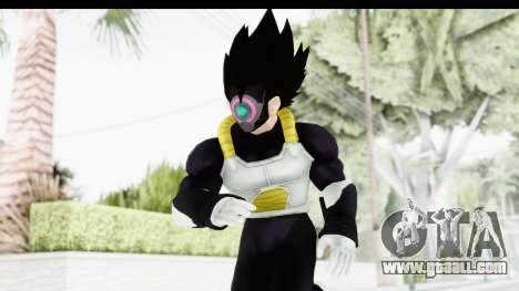 Dragon Ball Xenoverse Vegeta Timebreaker Fix for GTA San Andreas