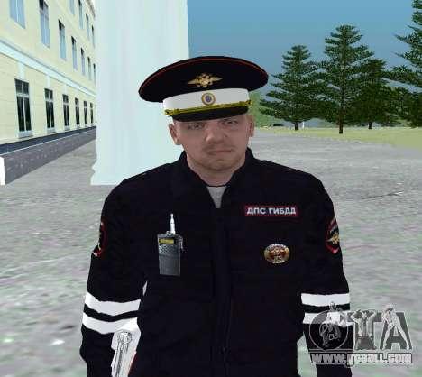 Major DPS for GTA San Andreas