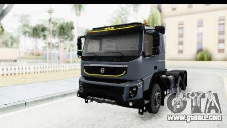 Volvo FMX Euro 5 v2.0.1 for GTA San Andreas