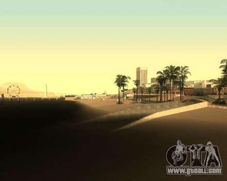 Realistic ENB for medium PC V. 1 for GTA San Andreas forth screenshot