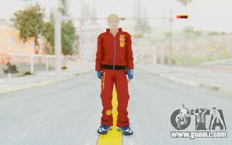 Slim Bob Skin for GTA San Andreas second screenshot