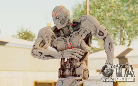 Marvel Heroes - Ultron Prime (AOU) for GTA San Andreas