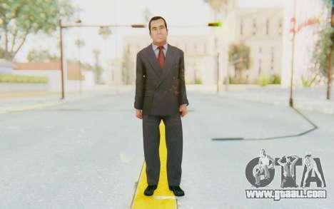 Mafia 2 - Gravina Boss Black for GTA San Andreas second screenshot