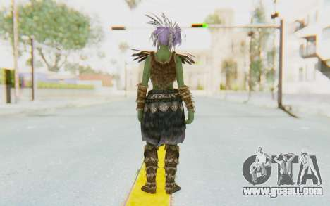 Skyrim - Khorah Orc v1 for GTA San Andreas third screenshot
