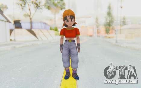 Dragon Ball Xenoverse Pan SJ for GTA San Andreas second screenshot