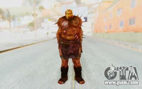 Hades v2 for GTA San Andreas second screenshot