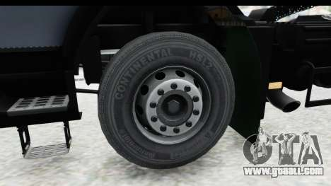 Volvo FMX Euro 5 v2.0.1 for GTA San Andreas back view