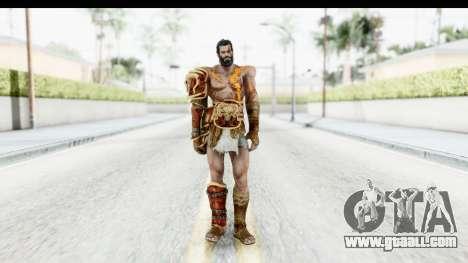 God of War 3 - Deimos for GTA San Andreas second screenshot