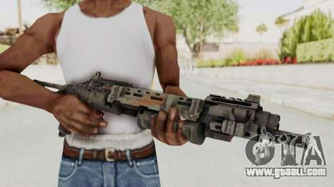 Black Ops 3 - KRM-262 for GTA San Andreas third screenshot