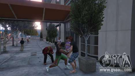 GTA 5 Knockout second screenshot