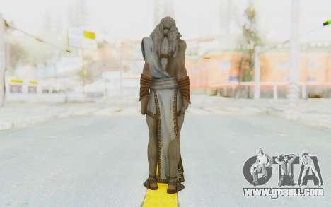 Zeus Skin for GTA San Andreas third screenshot
