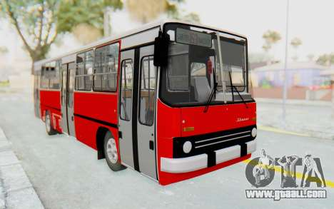 Ikarus 260 Istanbul for GTA San Andreas right view