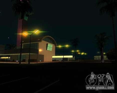 Realistic ENB for medium PC V. 1 for GTA San Andreas seventh screenshot