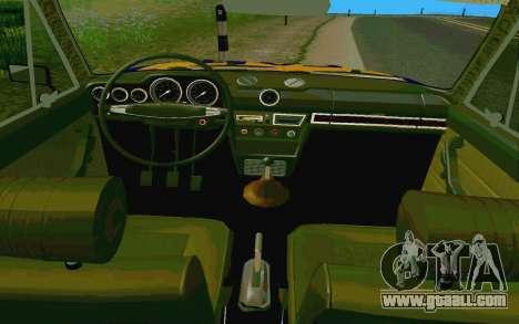 HUNTER-2106 GAI v2.0 for GTA San Andreas side view