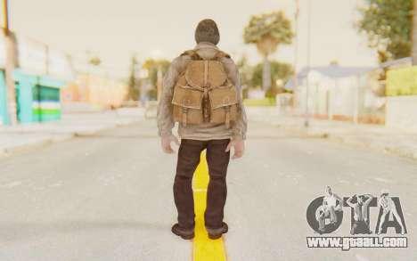 COD BO Russian Soldier v1 for GTA San Andreas third screenshot
