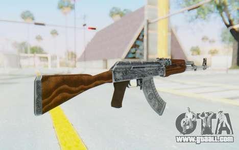 CS:GO - AK-47 Cartel for GTA San Andreas second screenshot