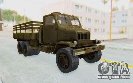 Praga V3S for GTA San Andreas