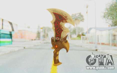 Blade of Athena for GTA San Andreas