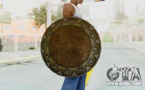 Amazonian Shield from IGAU for GTA San Andreas third screenshot